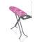 Доска гладильная AIRBOARD EXPRESS M COMPACT 60Y розовая 120×38см