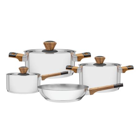 Набор посуды BRAVA 4 предмета