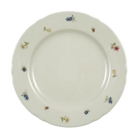 Тарелка десертная MARIELUISE ELFENBEIN BLUMENZAUBER 20 см