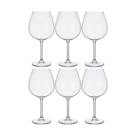 Набор фужеров COLIBRI 650 мл 6 шт вино