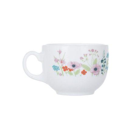 Набор кофейно-чайный ROSE POMPON 220 мл 12 предметов