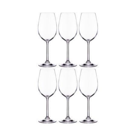 Набор фужеров COLIBRI 350 мл 6 шт вино