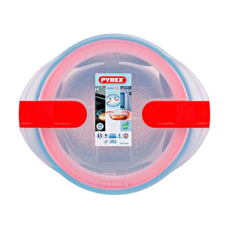 Форма для запекания COOK&HEAT 20×18см 1,1л с крышкой