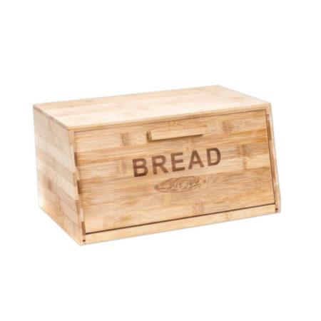 Хлебница BREAD 35х23х18 см бамбук