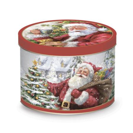 Кружка CHRISTMAS TIME SANTA & SNOWMAN 350 мл в ассортименте