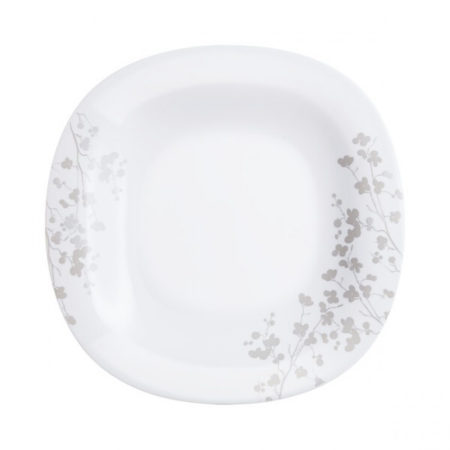 Тарелка обеденная OMBRELLE WHITE 27 см