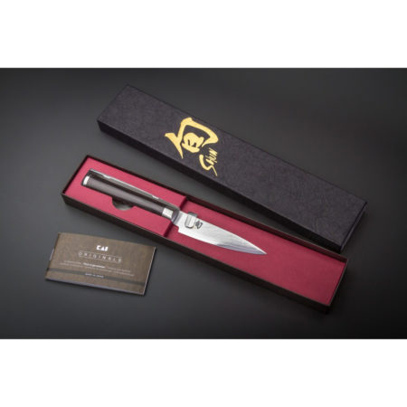Нож SHUN CLASSIC 9 см для чистки овощей