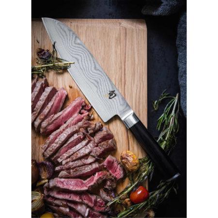 Нож SHUN CLASSIC 18 см сантоку