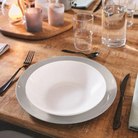 Тарелка обеденная DIWALI GRANIT 25 см
