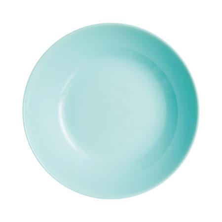 Тарелка суповая DIWALI LIGHT TURQUOISE 20 см