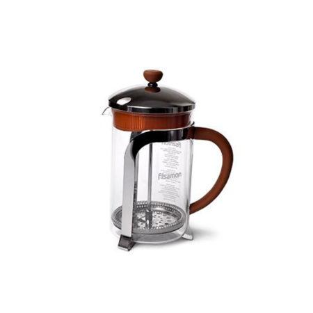 Чайник заварочный CAFE GLACE 600 мл с поршнем FISSMAN