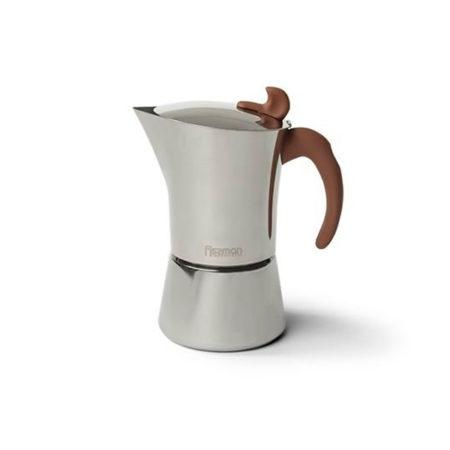 Гейзерная кофеварка 540 мл на 9 чашек FISSMAN