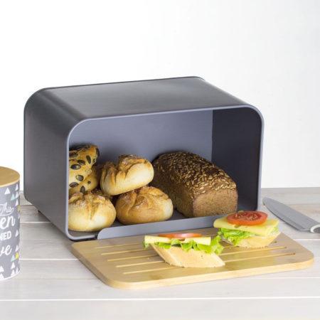 Хлебница BOX NORDIC 35×21,5×21,5 см