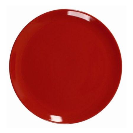 Тарелка FUSION FRESH RED 26 см
