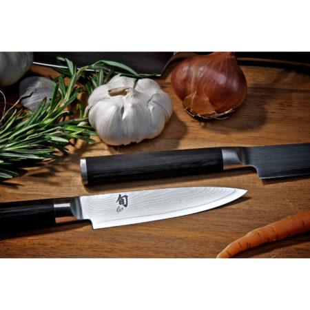 Нож SHUN CLASSIC 10 см кухонный