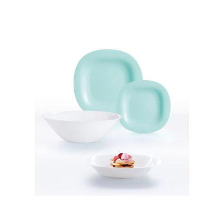 Тарелка десертная CARINE LIGHT TURQUOISE 19 см