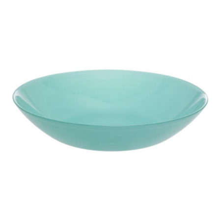 Тарелка суповая ARTY 20 см голубой
