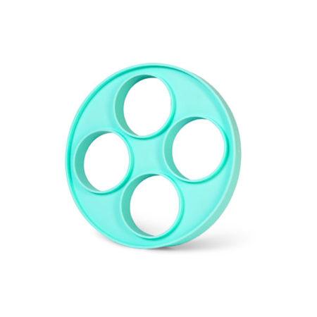 Форма для оладий и яичницы 4 ячейки FISSMAN