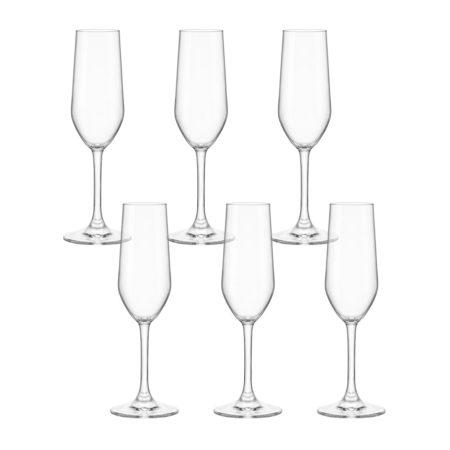 Набор фужеров RISERVA 215 мл 6 шт шампанское