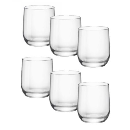 Набор стаканов RISERVA 410 мл 6 шт для виски