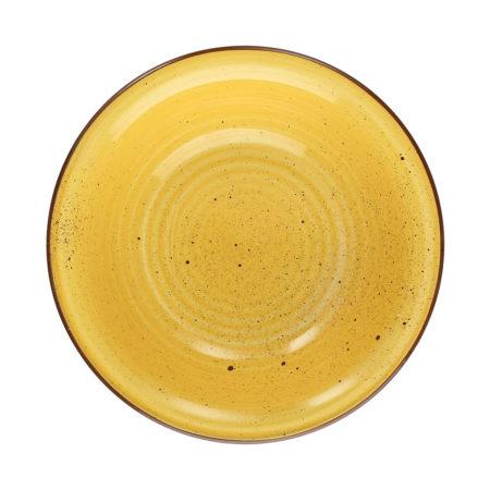 Тарелка суповая LOUISE GIALLO 21 см