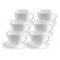 Набор кофейно-чайный CARINE 220 мл 12 предметов