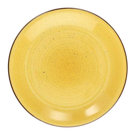 Тарелка обеденная LOUISE GIALLO 27 см