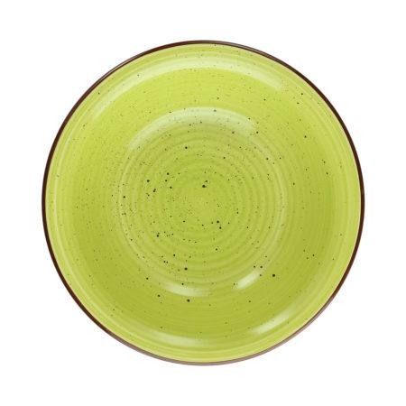 Тарелка суповая LOUISE VERDE 21 см