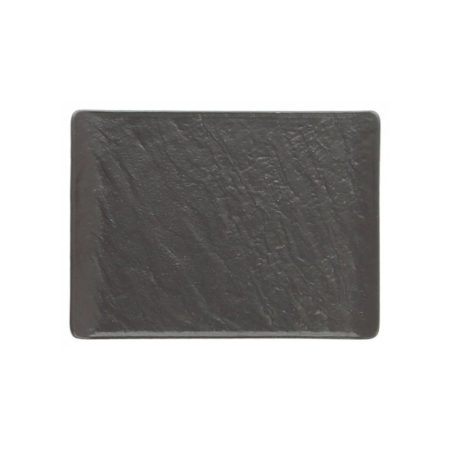 Блюдо VULCANIA BLACK 33,5х20,5 см