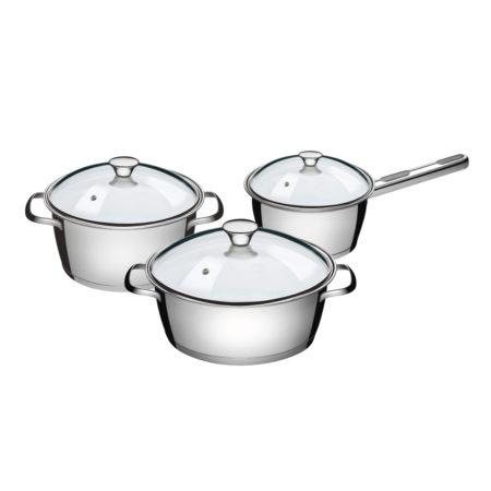 Набор посуды ALLEGRA 3 предмета