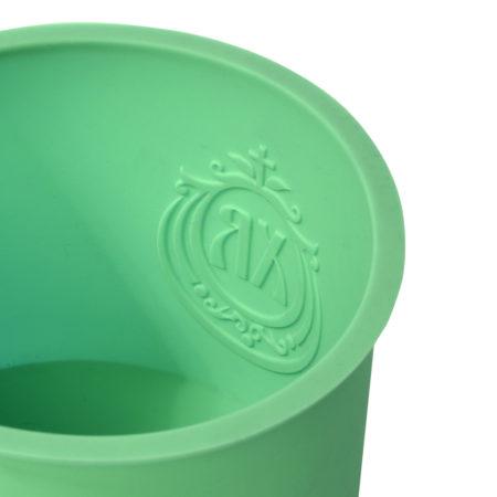 Форма для выпечки кулича 14х10 см зеленый чай FISSMAN