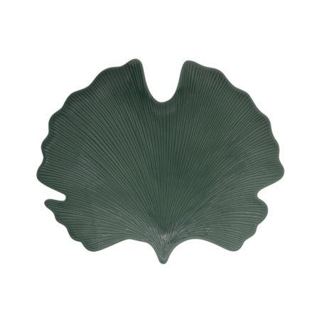 Блюдо MADAGASCAR 35×29 см зеленый