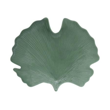Блюдо MADAGASCAR 35×29 см светло-зеленый