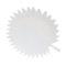 Блюдо MADAGASCAR 35×29см белый