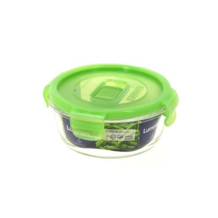 Лоток PURE BOX ACTIVE GREEN 420 мл с крышкой