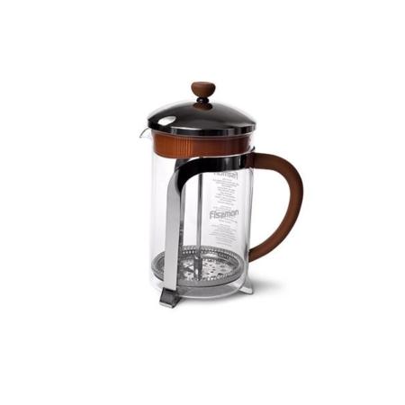 Чайник заварочный CAFE GLACE 1000 мл с поршнем FISSMAN