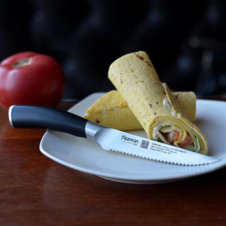 Нож KRONUNG 11 см для стейка FISSMAN