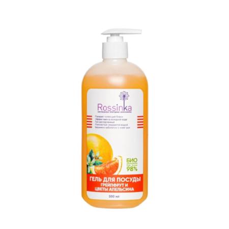 Гель для мытья посуды  Грейпфрут и цветы апельсина 500 мл