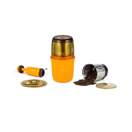 Кофемолка-мультимолка OURSSON цвет оранжевый