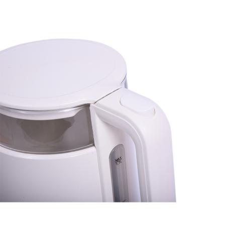 Чайник электрический  OURSSON цвет слоновая кость