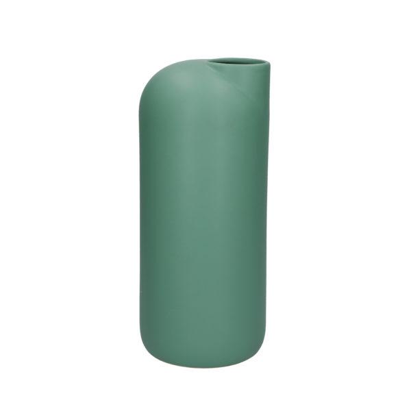 Ваза BELLOPASTELLO 30 см темно-зеленый