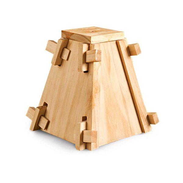 Набор пасхальный Пасочница деревянная