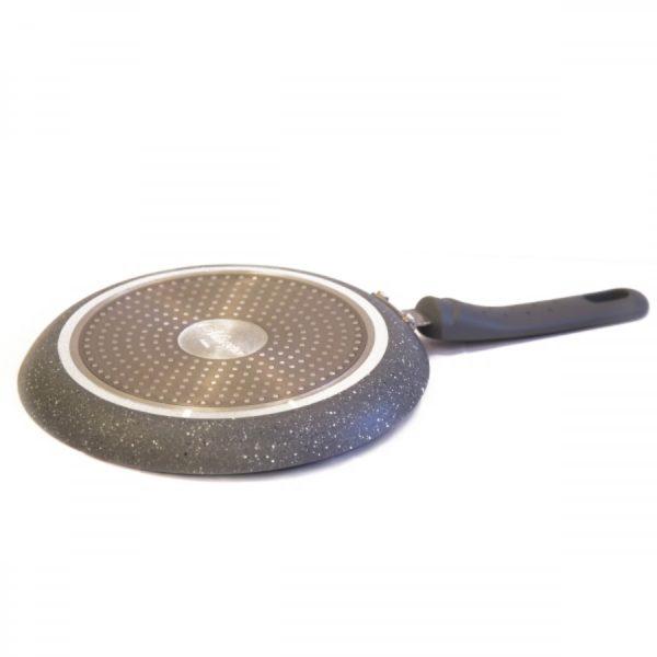 Сковорода MAESTRO GRANIT 23 см для блинов с лопаткой