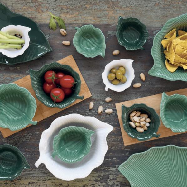 Набор салатников на подставке MADAGASCAR 25×12 см