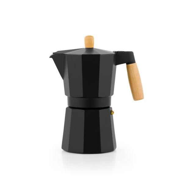 Кофеварка MARKET на 9 кружек цвет черный