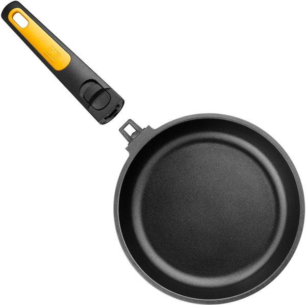 Сковорода FAST CLICK 24 см съемная ручка