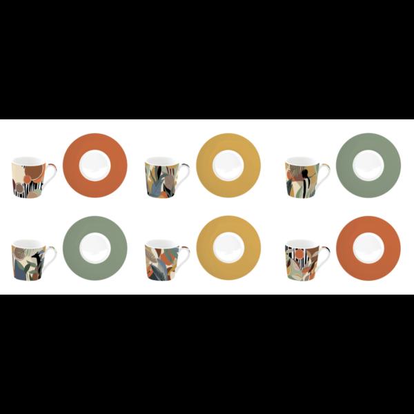 Набор кофейный KILIMANJARO 100 мл 12 предметов