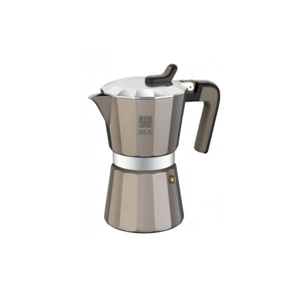 Кофеварка AROMA на 4 кружки
