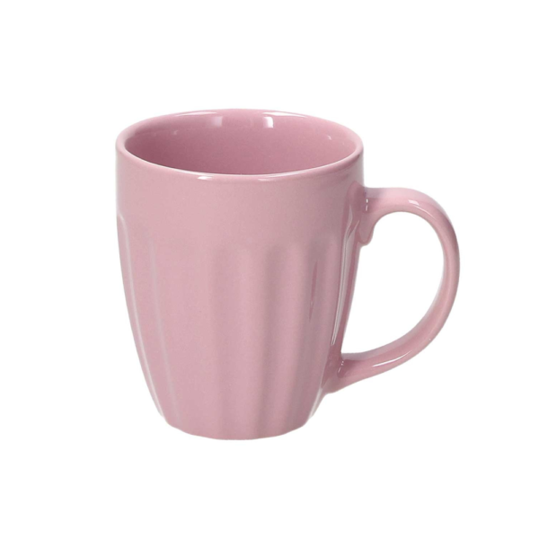 Кружка COSTANTIN 280 мл цвет розовый