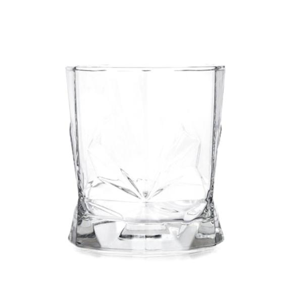 Набор стаканов РОШ ВРЕМЯ ДЕГУСТАЦИЙ ВИСКИ 340 мл 4 шт низкие